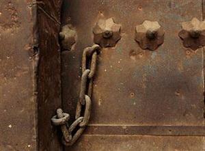 بگشای در...